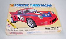Otaki Porsche Turbo RSR (Martini) Plastic Kit Motorized 1:24 Factory Sealed