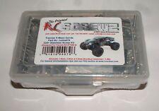 TRAXXAS X-MAXX 8S ED. RC SCREWZ STAINLESS STEEL SCREW SET TRA079