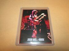 Led Zeppelin Jimmy Page Rock Trading Card #337