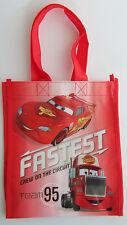 Cars * niños * bolsa de compras * Playa bolso * Disney Pixar * ayuna * nuevo