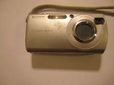 sony cybershot  camera    dsc-s40     d1.04