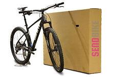 Lunettes Vélo De Course Vélo grande boîte en carton de livraison Transport Stockage