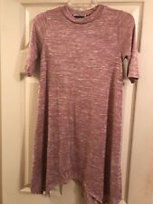 Audge Podge Women's or Junior's Rayon Blend Tunic Top, Size Small, NWOT