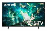 Samsung UN55RU8000FXZA 55'' HDR 4K UHD TV Amazon Alexa Google 2019 UN55RU8000
