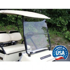 Yamaha Golf Cart Tinted Fold Down Windshield Fits Gas and Electric G2 and G9