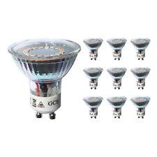 10x Gu10 LED led gu10 warmweiß 400lm Lampe Leuchtmittel 5W 230V 400lm