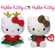 Ty Hello Kitty variety pack Beanie babies collection, Reindeer Ears & +1(2 pack)