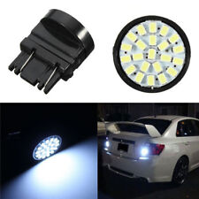 2pc/Lot 3157-T25 22SMD LED Turn Lights Stop Tail Light Brake Car Lamp Auto White