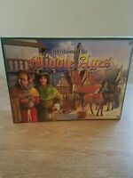 Merchants of the Middle Ages  NEW  SEALED NIB  OOP  Z-Man Games RARE GAME