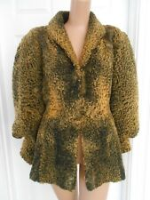 Spectacular Vintage 1980'S FENDI Roma for Nieman Marcus Fur Coat Must See
