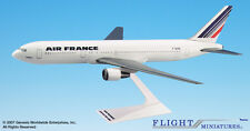 Flight Miniatures Air France Boeing 767-300 1/200 Scale Model with Stand