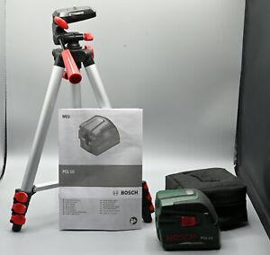 Kreuzlaser Bosch PCL 10