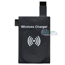 QI Wireless Charger Accept Charging Receiver Adaptor For Samsung Galaxy Note 4