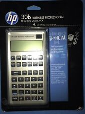 Hp-30b Business Professional Financial Calculator New In Package
