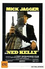 NED KELLY Heath Ledger / Orlando Bloom DVD R4