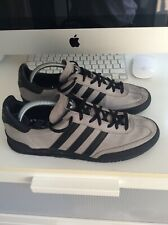 MENS GENUINE GREY ADIDAS JEANS TRAINERS UK SIZE 8