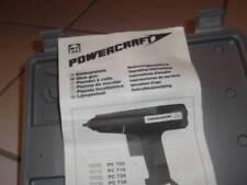 Powercraft Heissklebepistole PC 720 20-30 W 190 Grad