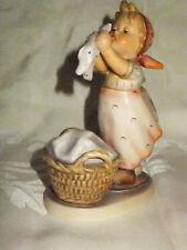 Goebel Hummel figurine   Wash Day   321   TMK 4