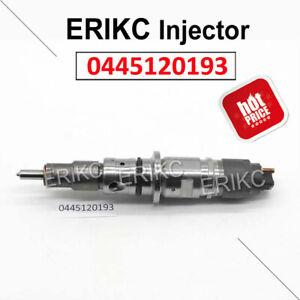 ERIKC Diesel Injector Fuel Nozzle 0445120193 For Bosch Dodge Ram 2500&3500 6.7L