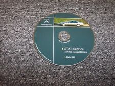 1994 1995 1996 Mercedes Benz S320 S420 S500 S600 Service Repair Manual DVD