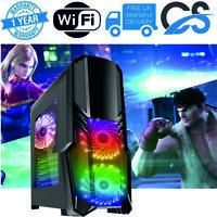 ULTRA FAST Gaming PC Intel Core i3 2nd Gen 8GB RAM 1TB Windows 10 2GB GT710