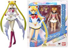 New BANDAI S.H. Figuarts Super Sailor Moon Figure Pretty Guardian In Stock
