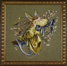 Lilly of the Woods by Mirabilia MD-80 cross stitch pattern