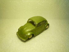 VINTAGE GAMA MINI MOD VOLSWAGEN BEETLE TIN GERMANY EXTREMELY  RARE