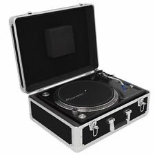 Gorilla Universal DJ Turntable Vinyl Record Deck Flight Carry Case Inc Warranty