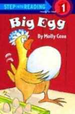 Big Egg (Step-Into-Reading, Step 1) - Good - Coxe, Molly - Paperback