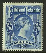 Falkland Islands  1898  Scott # 20  Mint Lightly Hinged