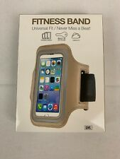 FITNESS BAND Universal Fit  (Bronze) for iPhone 5S, 5C, 5,4S, 4 AND IPOD TOUCH