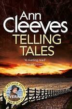 Telling Tales by Ann Cleeves, Book, New Paperback