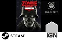 Zombie Army Trilogy [PC] Steam Download Key - FAST DELIVERY