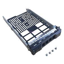 "3.5"" SAS SATA Hard Drive Tray Caddy for Dell POWEREDGE R710 Ship From UK"