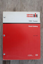 Case Ih 1494 Tractor Original Parts Catalog 8 2212