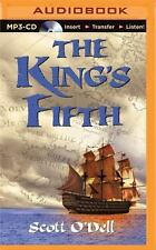 The King's Fifth by Scott O'Dell (2015, MP3 CD, Unabridged)
