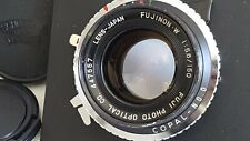 [EXCELLENT] Fuji Fujinon W 150 f5.6 Copal Shutter Linhof board [PERFECT GLASS]