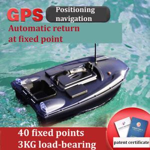 500M GPS Futterboot Fischerköderboot Karpfen Fischerboot,12000mAh Ersatzbatterie