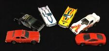 Hot Wheels Lot Of 6 Different Cars Thunderbird Emergency vehicles red black yell
