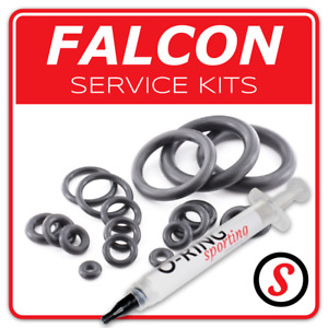 FALCON O-Ring seal washer rifle pistol service kit + OPTIONAL GREASE