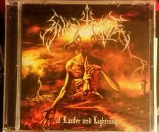 Angelcorpse - Of Lucifer And Lightning(CD, 2007)ABAZAGORATH POSSESSES ENTITY INC