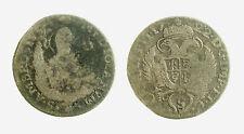 pci3836) Milano Carlo III (1707-1740) - 5 Soldi 1722 MIR 440