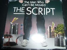 The Script The Man Who Can't Be Moved Rare EU CD Single - Like New