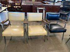 Vintage Mid Century 1963 Sideguest Chair By Steelcase Office Furniture