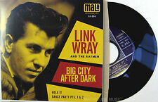 "Rockabilly LINK WRAY And The Raymen 7"" x 2 Big City After Dark Record Store Day"