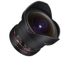 Samyang 12mm F2.8 ED AS NCS Fisheye Lens Nikon AE Mount - Ex-Demo
