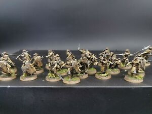 Gamesworkshop Hobbit LoTR Palace Guards Pro painted made to order