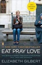 EAT, PRAY, LOVE - ELIZABETH GILBERT (Paperback) [9780143118428]