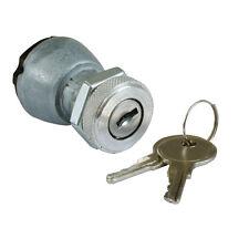 Universal Zündschloß Schlüsselschalter für Harley Chopper Bobber Custom/Umbau